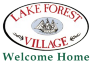 Lake Forest Apartments Logo