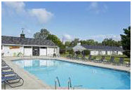 Lake Forest Apartments Pool